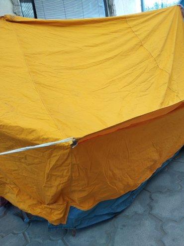 Палатка 2 местная 2.6/1.7 цена окончательная в Бишкек