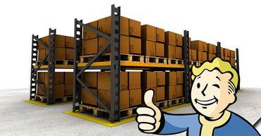 Требуется мужчина на склад в крупную коммерческую организацию. Работа в Бишкек
