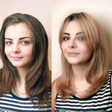 Мода, красота и здоровье в Душанбе: Осветление волос, тонировка волос