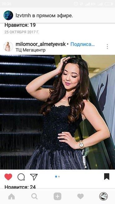 Дизайнерское платье корсет вышитый в Бишкек
