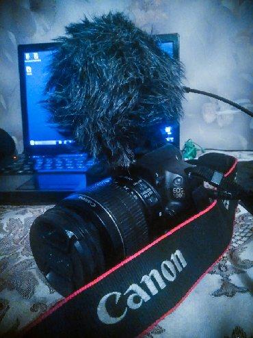 canon eos 600d kit в Кыргызстан: Canon eos 100D Продам фото аппарат Canon eos 100D с объективом