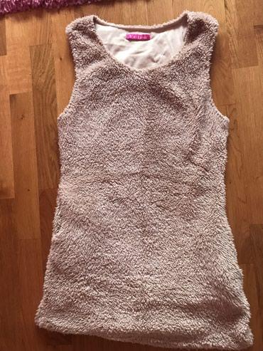 Ostala ženska odeća | Srbija: Divna mekana topla tunika sa dzepovima za S i m velicinu uz nju ima i