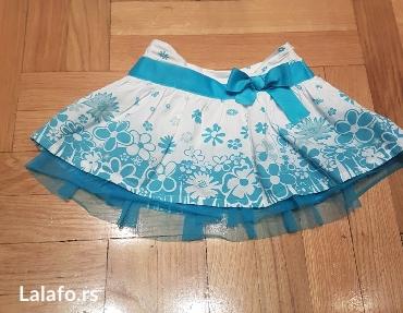Prelepa suknjica sa tilom broj 3 - Belgrade