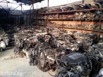 Автомобильные Запасные Части. Кузовные детали, Акпп,Мкпп,Двигателя. в Бишкек