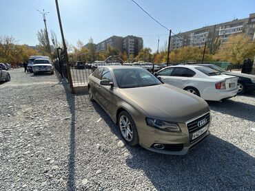 audi allroad 25 tdi в Кыргызстан: Audi A4 1.8 л. 2009   240 км