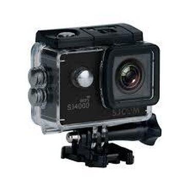Экшн-камера SJCAM 4000 WiFi черный Описание Экшн-камера SJCAM 4000