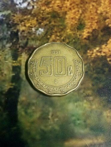 Kovanica 50 centimosa Meksiko - Kragujevac
