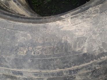 Колеса Б/У размер 295 80 22.5 на хово. 5шт. хорошие шины в Бишкек