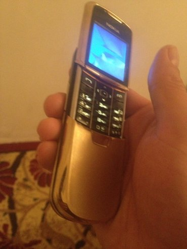 Bakı şəhərində Nokia 8800 sirf orginaldir indikiler kimi 2009,2013modeli deyil. 2005c