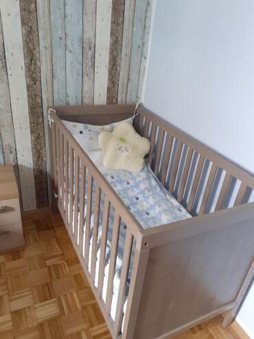Ikea krevetac SUNDVIK -kao novo!!!
