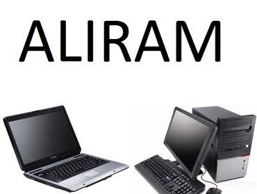 Bakı şəhərində Xarab Ve ishlek - Noutbuklar / Kompyuterler / Monitorlar / Kompyuter
