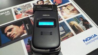 Nokia N93 σε κατάσταση καινουργή με το κουτί του καί όλα τα