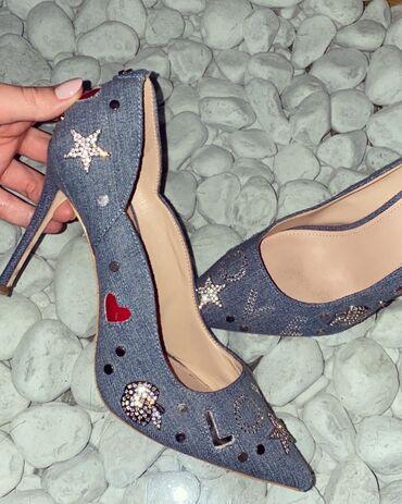 Lee-cooper - Srbija: Guess original cipele na stiklu, potpuno nove Broj 40