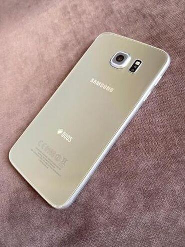samsung s6 qiymeti 2018 - Azərbaycan: İşlənmiş Samsung Galaxy S6 qızılı