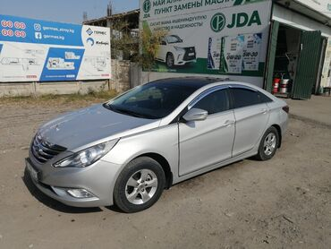 хендай гетц бишкек in Кыргызстан | ШИНЫ И ДИСКИ: Hyundai Sonata 2 л. 2014 | 207505 км