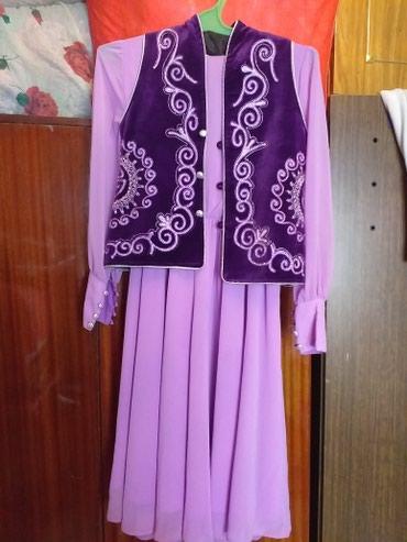 Очень срочно продаю нац.костюм платья в Кант