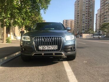 audi 80 1 8 quattro - Azərbaycan: Audi Q5 2 l. 2015 | 88053 km