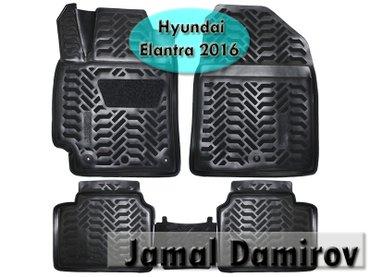 Bakı şəhərində Hyundai Elantra 2016 üçün poliuretan ayaqaltılar. Полиуретановые