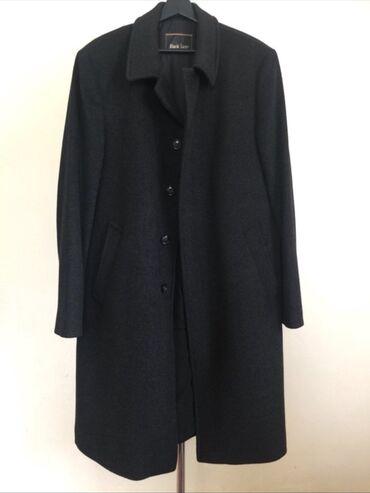 Мужское пальто кашемировое Италия  54-56 175-180рост Самовывоз Бишкек