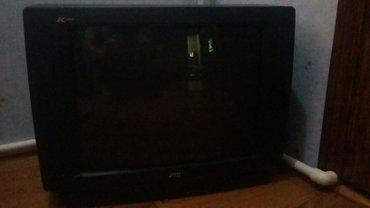 Sumqayıt şəhərində JVC televizor satiram.Normal qaydada isleyir.