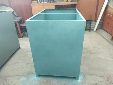 толь цена в бишкеке в Кыргызстан: Ёмкость для зерна 0.96куб. Длина 120смШирина 80см Высота 100смТолщина