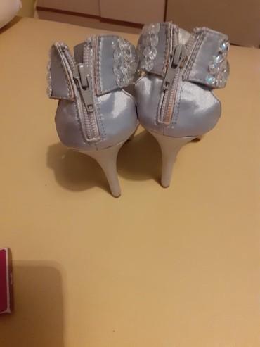 Sandale sa kristalima broj 40. - Beograd - slika 4
