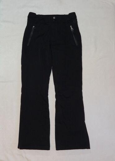 Зимние лыжные теплые брюки р. 38. Б/у в отличном состоянии. Замеры