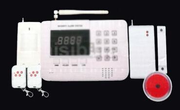 Alarm Kit Complete Alarm System For Home Or BussinessHörmətli