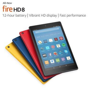 Bakı şəhərində Tam yeni amazon fire hd 8 tablet. 16gb ram. Alexa destekleyir.