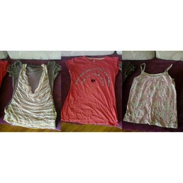 I tri majice - Srbija: 3 majice u M veličini Sve tri su 150 dinara