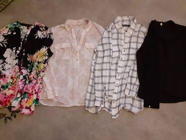 Продаю блузки новые, цена за штуку, торг уместен