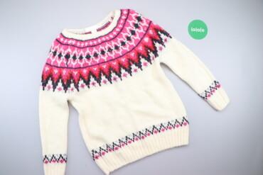 Жіночий светр з візерунком L.O.G.G. H&M, p. S    Довжина: 73 см Ру