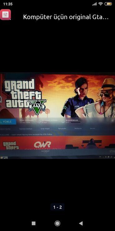 gta - Azərbaycan: Original Gta 5 Online və +22 ədəd Steam oyunu