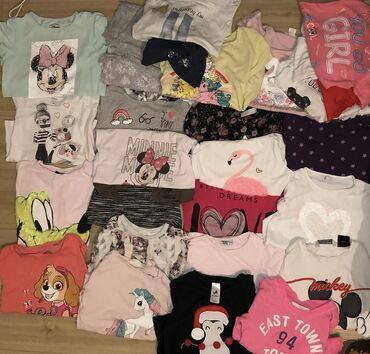 Odeća za devojčice od 110 do 134 imam još odeće u tim veličinama cena