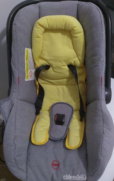 Autosedista - Srbija: Chipolino auto sedište Dakota Yellow 0-13kgSkoro pa novo autosediste