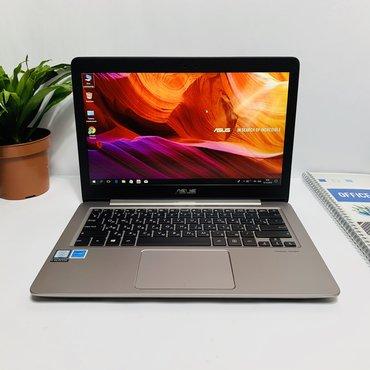 Новый ноутбук ASUS ZenBook ux310u  Процессор Intel Core i3-7100u  Опер