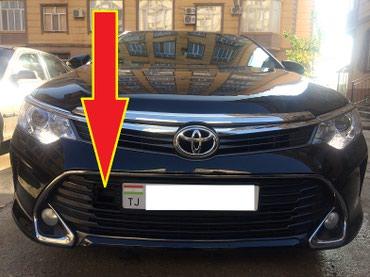 Буксировочная заглушка от Toyota Camry 2017. в Душанбе