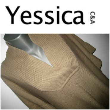 ***YESSIC   C & A  *** 44 / 46  ponco brenda yessica c&a  odlican - Beograd