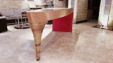 столешница для стола на заказ в Азербайджан: Для ценителей своих чувств