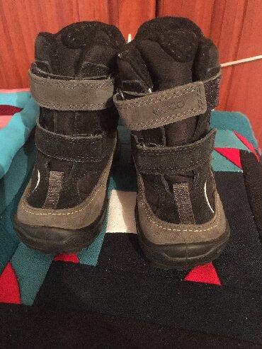 спортивную обувь ecco в Кыргызстан: Ботинки детские, Ecco, размер 22, носили одну зиму и стали малы, состо