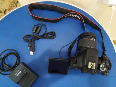 canon 5d mark 1 в Кыргызстан: Canon 600D с объективом 18-55. Идеальное состояние. Кабель, зарядка