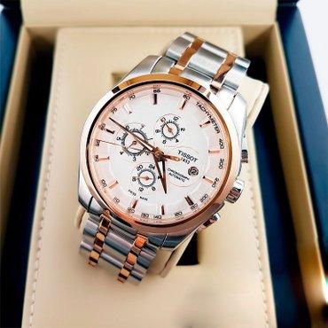zhenskie chasy tissot original в Кыргызстан: Белые Мужские Наручные часы Tissot