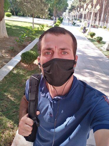 evd is elanlari - Azərbaycan: Kimde iş varsa şexsi özüme yazsın maaş 500 600 olsun qalmağa yerde