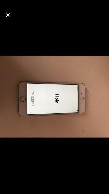 Bakı şəhərində Iphone 6 yaxsi veziyyetdedir ela isleyir tezeliyinden ozumde olub.