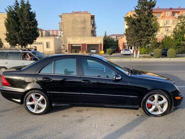 Mercedes-Benz Sumqayıtda: Mercedes-Benz C 250 2.5 l. 2006