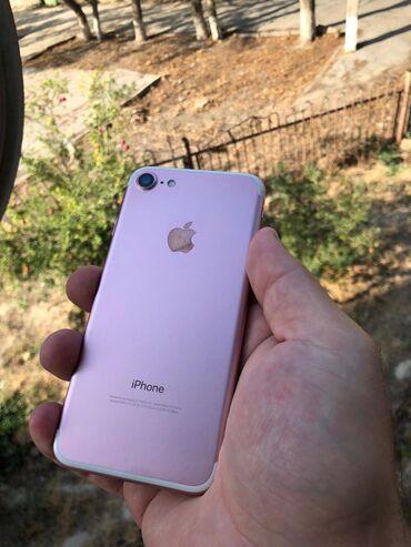 - Azərbaycan: Yeni iPhone 7 32 GB Cəhrayı qızıl (Rose Gold)
