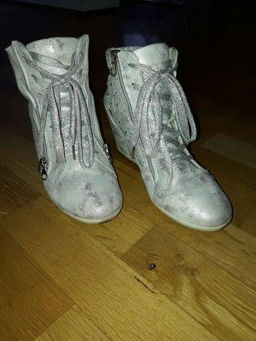 Cipele srebrne 38 broj - Vrsac
