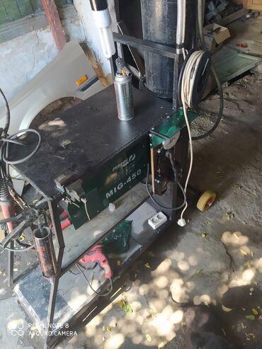 Другие услуги - Лебединовка: Сварочные тележки для больших баллоновПолуавтомат изготовления
