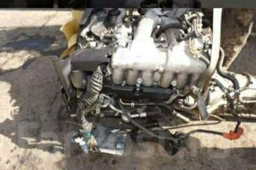 Срочно продаю двигатель Toyota Mark 2 wagon blit 2002 год, пробег 900