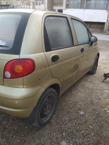 Daewoo Matiz 2008 в Кызыл-Кия